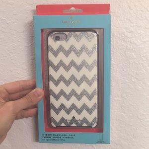 NWT Kate Spade iPhone 6 Plus case